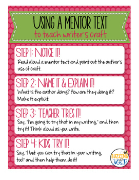 Teaching Figurative Language with a Mentor Text: Mud