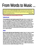 Teaching Film Music- complete project - UPDATED