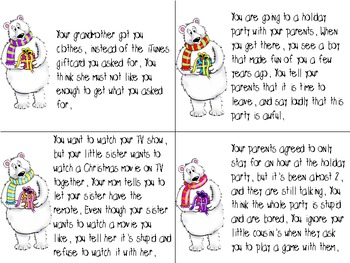 Teaching Flexible Thinking with a Holiday Theme