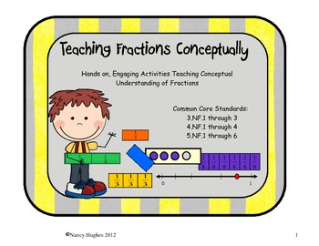 Teaching Fractions Conceptually