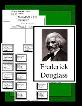 Teaching Frederick Douglass MegaPack