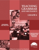 Teaching Grammar and Mechanics Grade 6