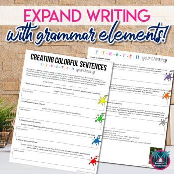 Teaching Grammar through Writing: Constructing Cool, Colorful Sentences