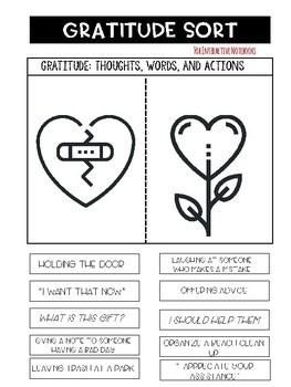 Teaching Gratitude: Resources for Teachers