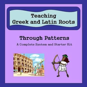 Teaching Greek and Latin Roots Through Patterns