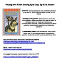 """Teaching Guide and Worksheets for """"Buddy the First Seeing Eye Dog"""" by Eva Moore"""