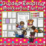 Teaching Guided Reading Groups:  Procedures and Bookkeeping