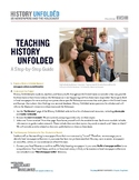 Teaching History Unfolded: A Step-by-Step Guide