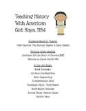 Teaching History with American Girl: Kaya, 1764