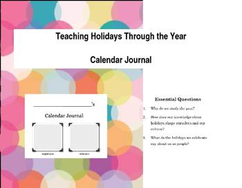 Teaching Holidays Around the Year