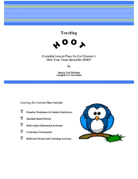 Teaching Hoot