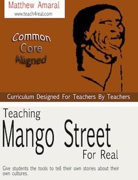 Teaching Mango Street For Real