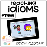 Teaching Idioms FREEBIE