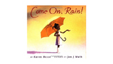 "Teaching Imagery with Adjectives, Similes and Metaphors using ""Come On, Rain!"""