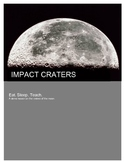 Teaching Impact Craters: A Demo Lesson