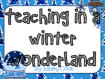 Teaching In A Winter Wonderland