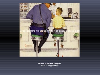 Teaching Inferences with Norman Rockwell's Art