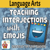 Teaching Interjections with Emoji