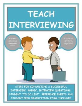Teaching Interviewing