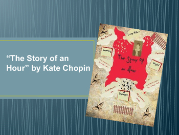 """Teaching Irony through Kate Chopin's """"Story of an Hour"""""""
