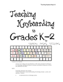 Teaching Keyboarding to K-2