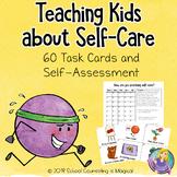 Teaching Kids About Self Care #counselinginjuly