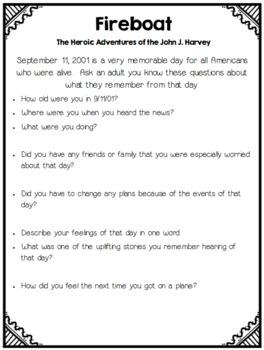 Teaching Kids About September 11