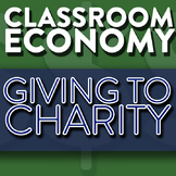 Teaching Kids To Give To Charity - How To Set Up A Class E