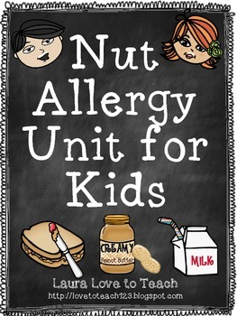 Teaching Kids about Allergies (Peanut)