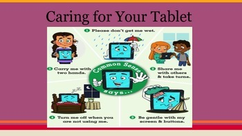 Teaching Kids to Care for Their Nexus Tablet