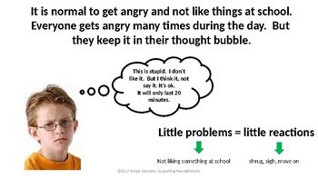 Teaching Kids to Think Flexibly When They Don't Like or Want to do Something