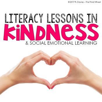 Teaching Kindness: No prep lesson plans & printables #kind