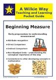 Teaching & Learning Pocket Guide: Beginning Measure