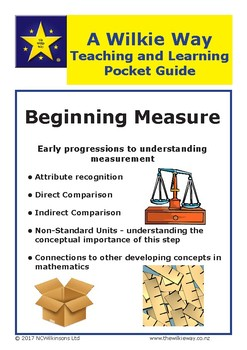 Teaching & Learning Pocket Guide: Beginning Measure