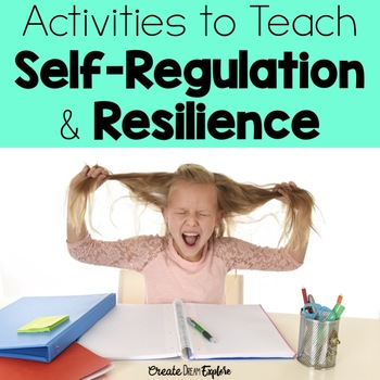 Teaching Learning Skills with Self Regulation Activities