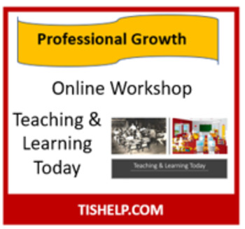 Teaching & Learning Today Workshop