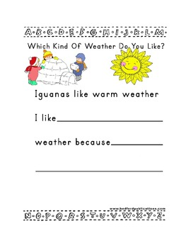 Teaching Letter I.....daily individual worksheets and activities