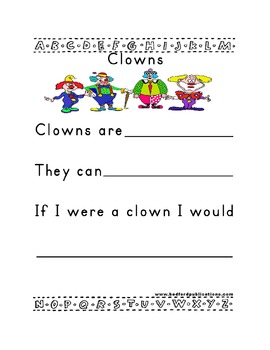 Teaching Letter J.....daily individual worksheets and activities