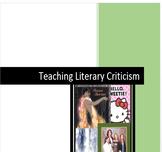 Teaching Literary Criticism