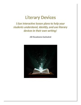 Teaching Literary Devices with 5 Fun & Interactive Lessons