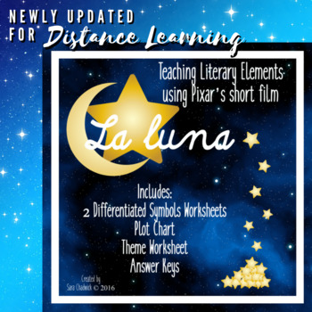 Teaching Literary Elements Using Pixar's La Luna