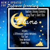 Teaching Literary Elements Using Pixar's La Luna