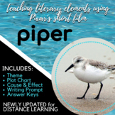 Teaching Literary Elements Using Pixar's Animated Short Film Piper