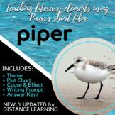Teaching Literary Elements Using Pixar's Piper