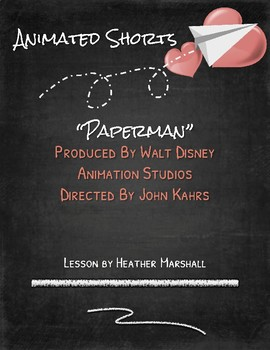 "Teaching Literary Elements with Animated Short Films- ""Paperman"""