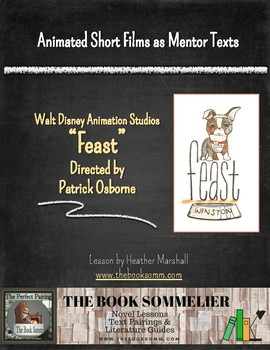 Teaching Literary Elements with Animated Short Films: Feast