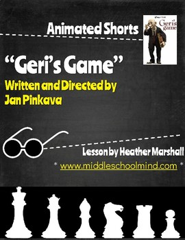 "Teaching Literary Elements with Animated Short Films- ""Geri's Game"""