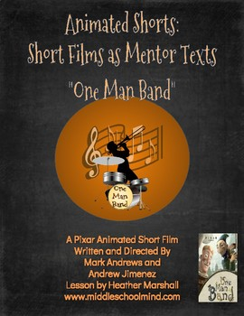"Teaching Literary Elements with Animated Short Films-""One"