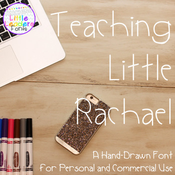 Teaching Little Rachael Font for Commercial Use