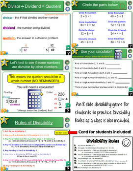 Teaching Long Division: A 77 page SMART Notebook Unit for 4.NBT.1 & 4.NBT.6